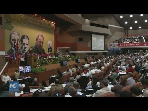 Cuban Communist Party convenes 7th congress