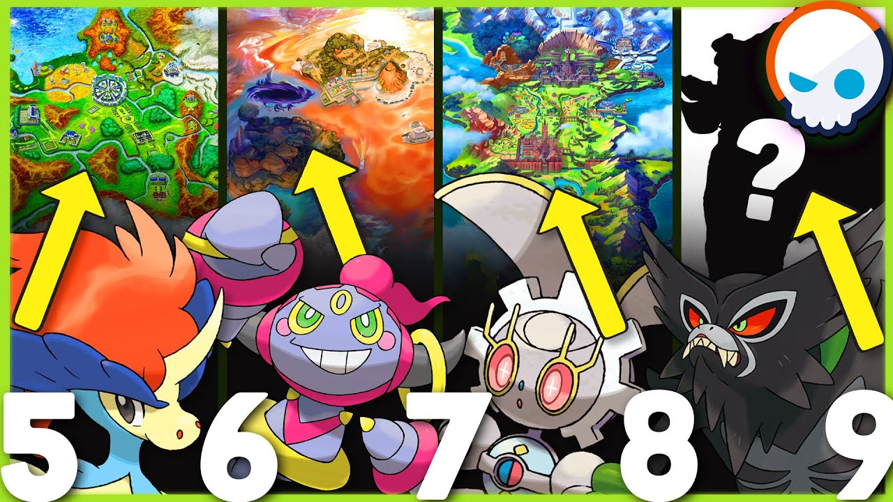 Download Do Mythical Pokémon Foreshadow the Next Generation? + 9th Gen Predictions | Gnoggin