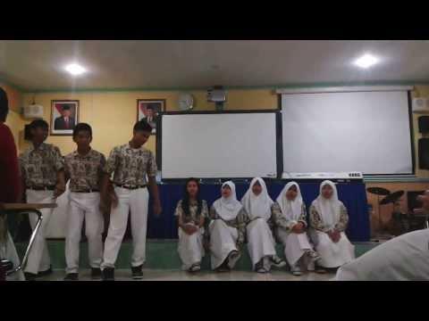 XI IPA 3 - Buka Pintu (Lagu daerah Maluku)