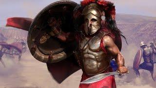 Guerreros espartanos: breves apuntes y minicrítica histórica de 300