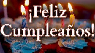 Feliz cumpleaños cristiano con letra