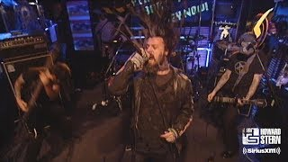 Rob Zombie More Human Than Human On The Howard Stern Show In 1998