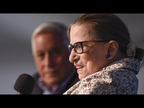 The Legacy of Justice Scalia with Justice Ruth Bader Ginsburg