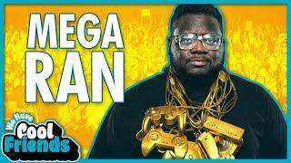 Mega Ran Interview - We Have Cool Friends