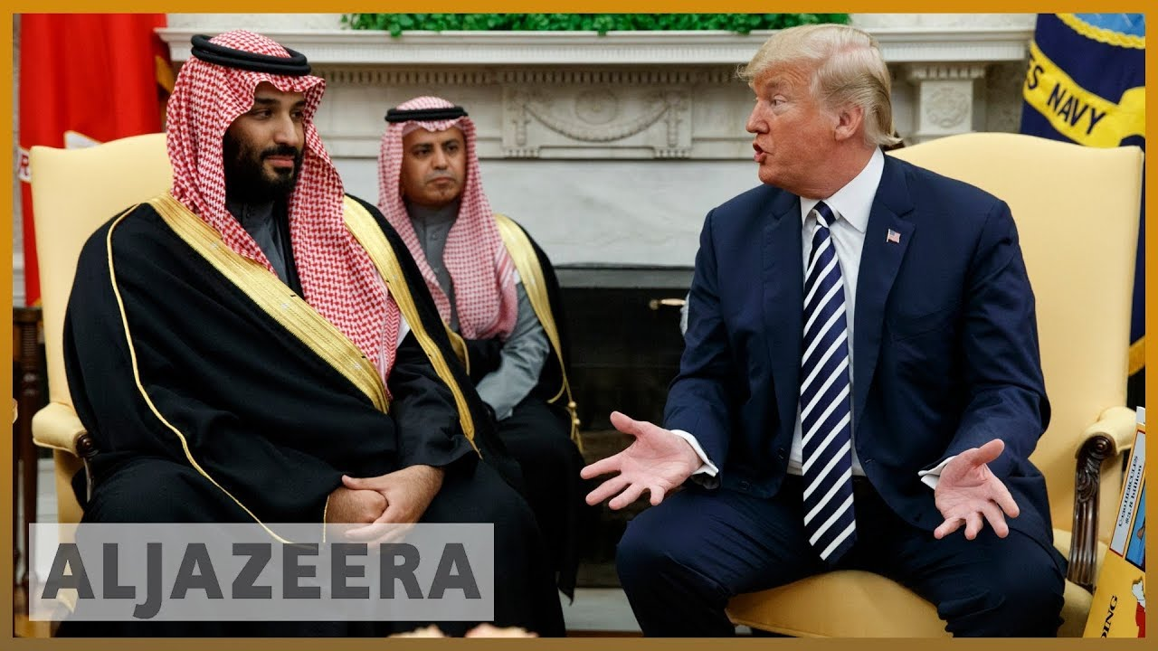 AlJazeera English:Trump official grilled over $8bn 'emergency' arms sale to Saudis