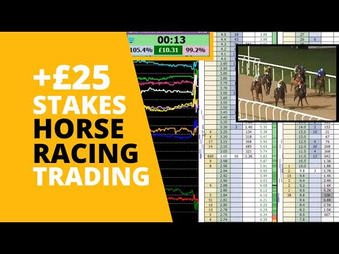 betfair horse racing trading