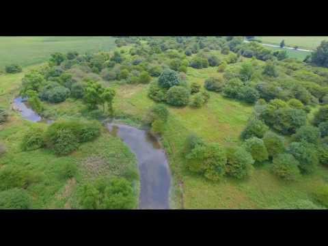 Dingman Creek Drone Footage - Zone B