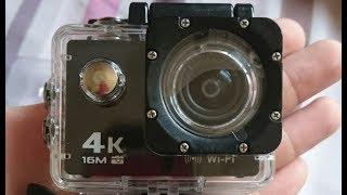 La mejor cámara de acción con 4K y WiFi calidad/precio