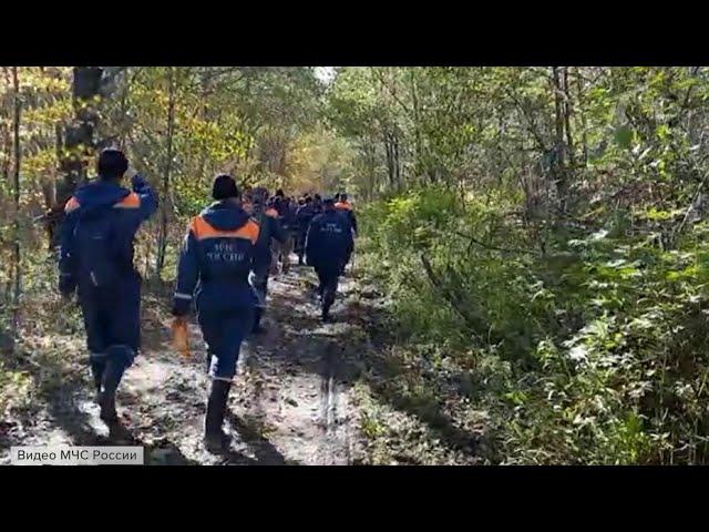 В Хабаровском крае спасатели смогли добраться до места крушения Ан-26, который пропал сутки назад.