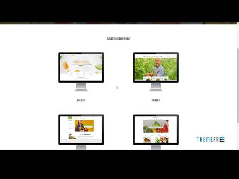 Fresh Food – Zencart Template for Organic Food/Fruit/Vegetables