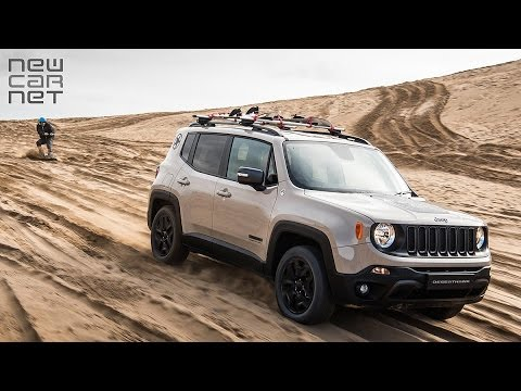 Newcarnet jeep launches desert hawk renegade on the for Garage jeep luxembourg