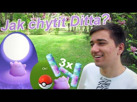 Pokémon GO | JAK CHYTIT DITTA? Bonus 3x stardust!! + Novinky! | Jakub Destro