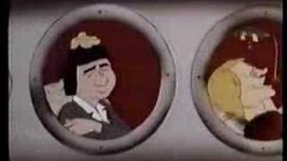 Sex Pistols - EMI Cartoon