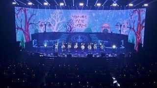 Lovelyz 꽃점(Floral)+여름 한 조각(Wag zak)+(Rewind)리와인드+첫눈(First Snow) @ 2019 Lovelyz in WinterWorld3 DVD