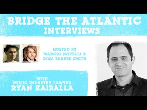 Ryan Kairalla: Record Label Contracts & Trademarks | INTERVIEWS (2017)