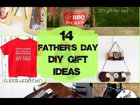 DIY Father's Day Gifts | Doovi