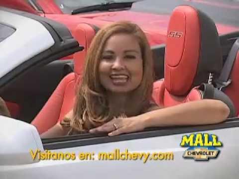 Mall Chevrolet Camaro Spanish Commercial - YouTube