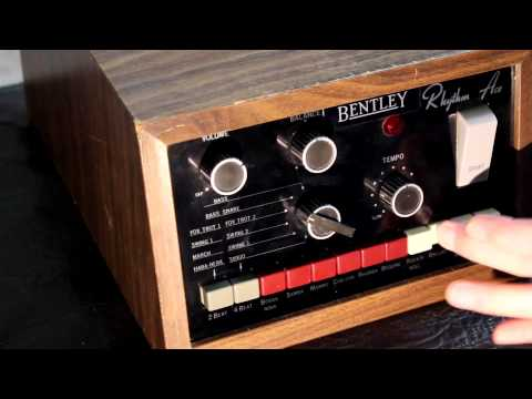 Ace Tone Bentley Rhythm Ace FR-6