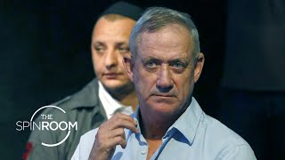The Spin Room Panel: Benny Gantz and Challenges to the Right THE SPIN ROOM | Former IDF Chief of Staff Benny Gantz is second in the polls behind Netanyahu's governing Likud party. But the popular Gantz has not ...