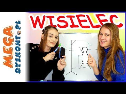 WISIELEC 🔻 GRA • CHALLENGE 🔻 Agata & Monia