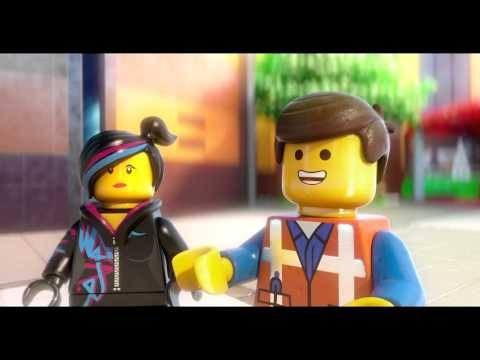 The LEGO Movie 4D A New Adventure - Trailer