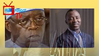 BOLA TINUBU WHERE IS COMRADE SOWORE - SKC OGBONNIA