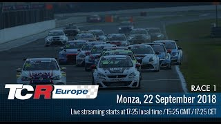 2018 Monza, TCR Europe Round 11 in full