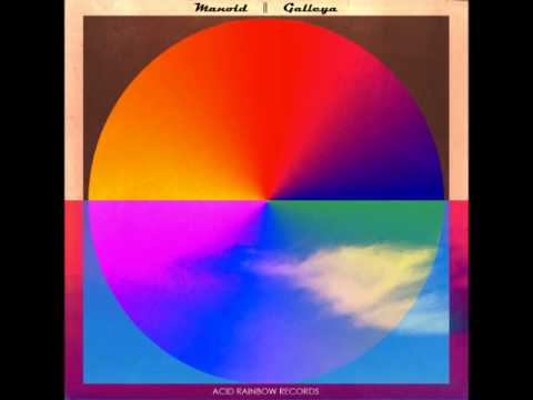 "[AR1] Manold - ""Galleya""EP Acid Rainbow records Promo"