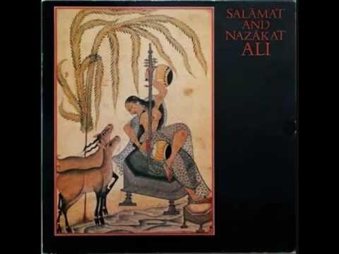Salamat & Nazakat Ali  Raga Megh