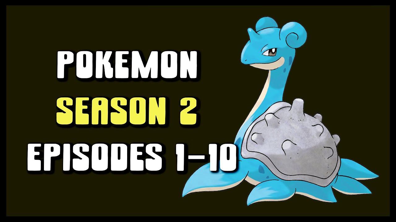 Download POKEMON - SEASON 2 - EPISODES 1-10