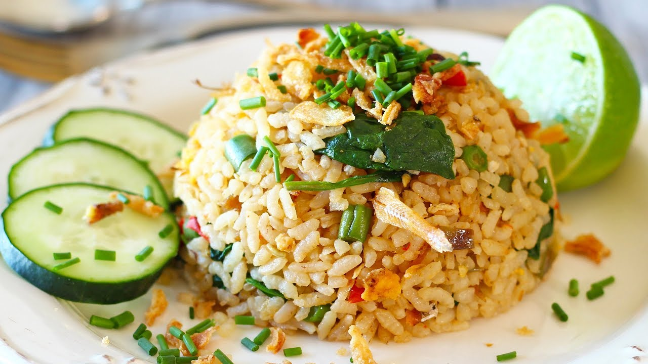 How to make malaysian village fried rice nasi goreng kampung el how to make malaysian village fried rice nasi goreng kampung el mundo eats recipe 22 ccuart Images