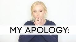 My Apology: