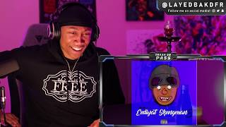 American REACTS UK Rapper! Wiley (Eediyat Skengman 3) STORMZY DISS!