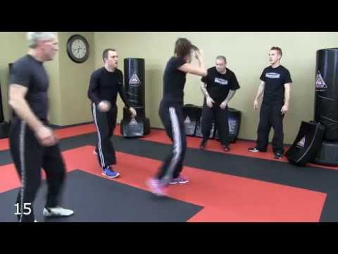 Beginner Krav Maga Complete 30 Minute Class (Warm Up, Drills, Practice)