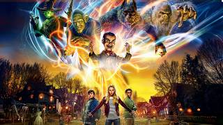 Soundtrack #6 | Ride On / Right On | Goosebumps 2: Haunted House (2018)