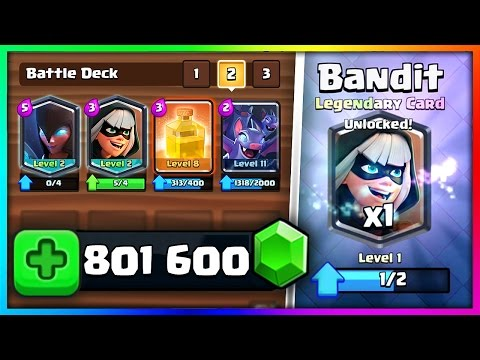OMG! UNLOCKING ALL FOUR NEW CARDS! (INSANE) | Clash Royale March Update!
