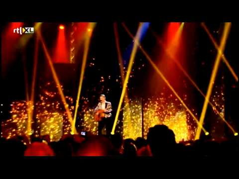 Haris Playing with fire XFactor Finale  LIVE (Nieuwe Single)