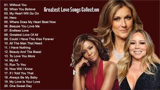 Mariah Carey, Whitney Houston , Celine Dion , Jim Brickman Best Songs Best Of The World Divas