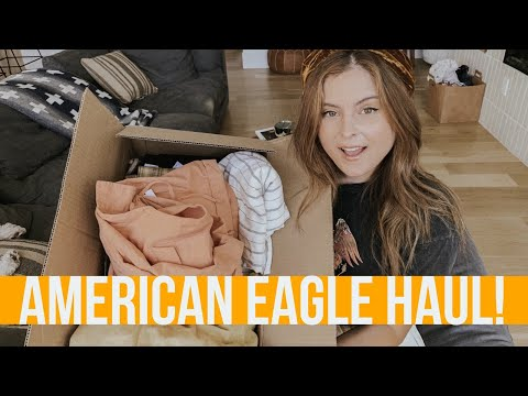 WHAT A FAIL | AMERICAN EAGLE HAUL | Noelle Downing
