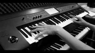 Korg Krome Sounds Demo (Part 1)
