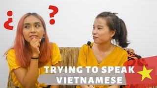 This is the MOST DIFFICULT LANGUAGE IN THE WORLD | Learning Vietnamese with a local