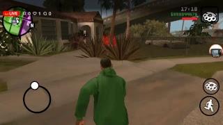 прохожу GTA San Andreas