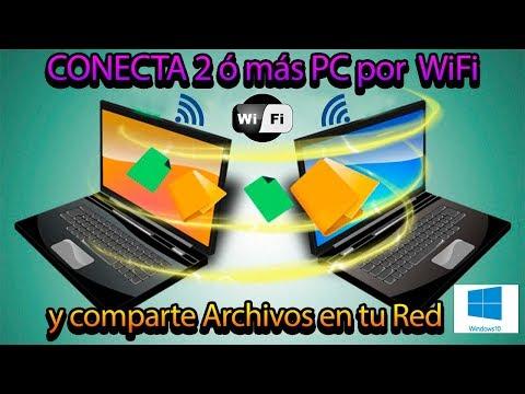 CONECTAR DOS PC POR WIFI (BIEN EXPLICADO)
