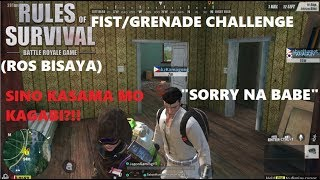 """SORRY NA BABE"" FIST/GRENADE CHALLENGE (ROS BISAYA) Mp3"