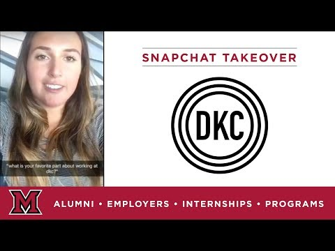 Julia's Public Relations Internship for DKC News in Chicago, IL