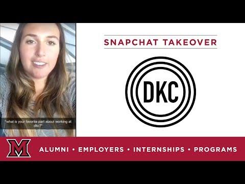 Julia's Public Relations Internship For DKC News In Chicago, IL