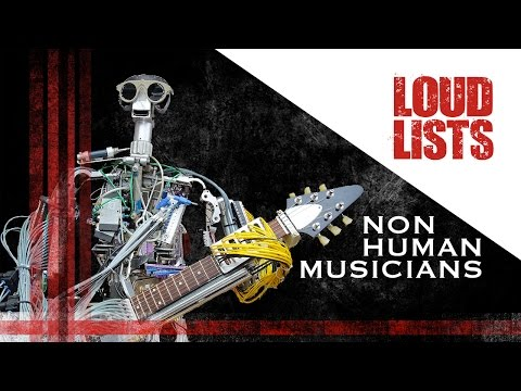 8 Bands That Feature Non-Human Musicians