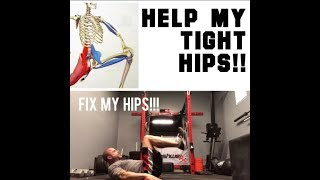 No More Tight Hips | SmashweRx | Trevor Bachmeyer