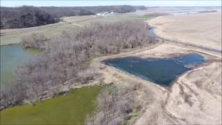 Ron & Mike Wear Aerial Tour - Marion County, MO