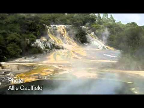 The Coolest Stuff on the Planet- Rotorua: New Zealand's Geothermal Wonderland